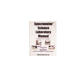 "[BUCH_LAB_MANUAL] Libro ""Syncrometer Science Laboratory Manual"" de la Dra. Hulda Clark (inglés)"