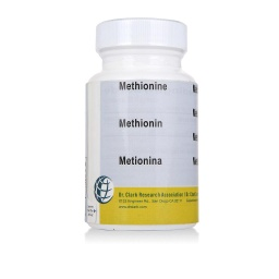 [MET050] Metionina, 500 mg 50 cápsulas