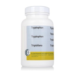 [TRY101] Tryptophan, 480 mg 100 capsules